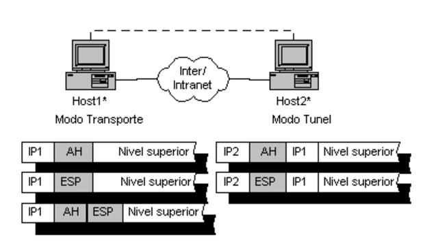 Protocolo host-to-host