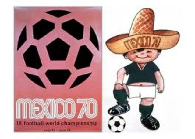 Copa Mundial Méico 1970