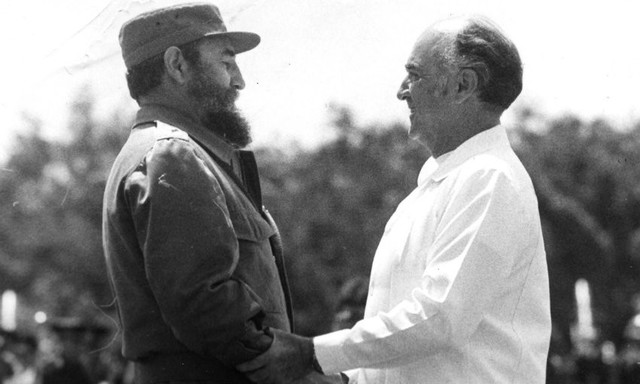 Relación México-Cuba