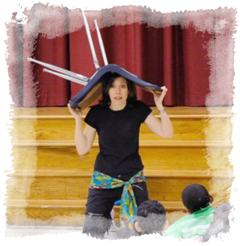 2nd Grade – Marian Licha, storyteller