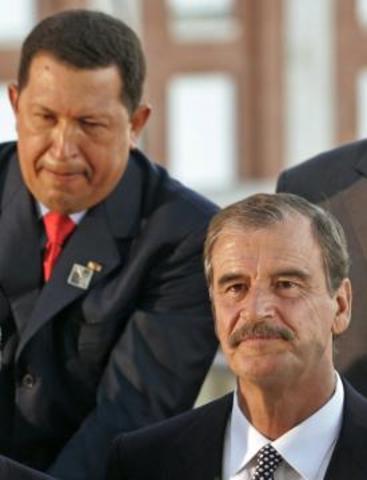 Alejamiento de América Latina