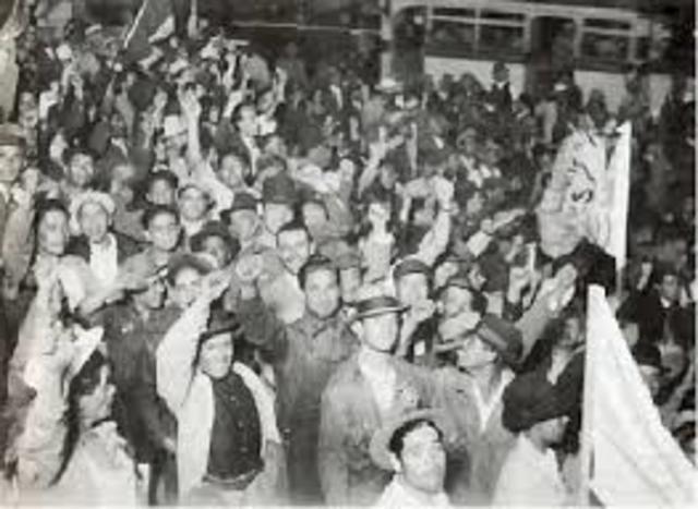 Sindicato Único de Trabajadores Petroleros was formed