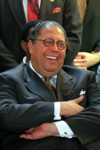 Maynard Jackson as mayor