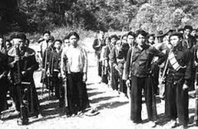 Lao's civil war