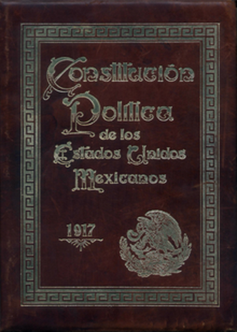 Mexican Constitution of 1917