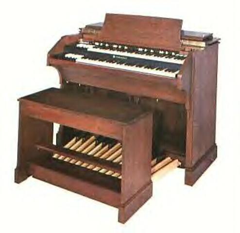 Inventing the Hammond Organ