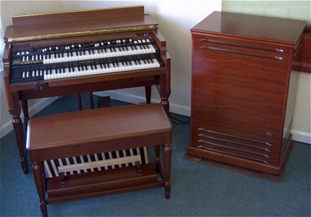 Inventing the Hammond B3