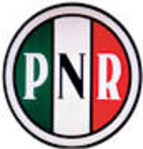 PNR was created
