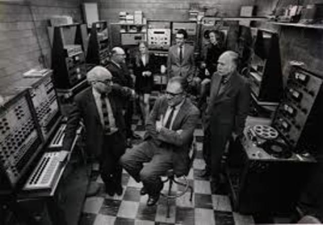 Creating the Columbia- Princeton Electronic Music Center
