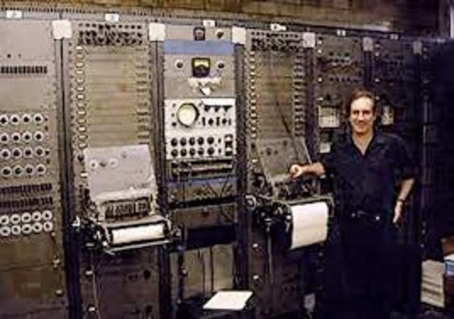 Inventing the RCA Mark II Sound Synthesizer