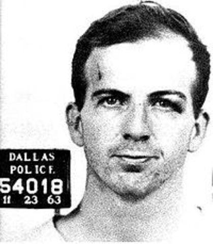 Assasination of JFK