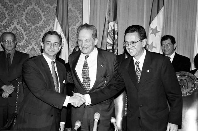 Fondo de Paz Honduras-Nicaragua (1999)