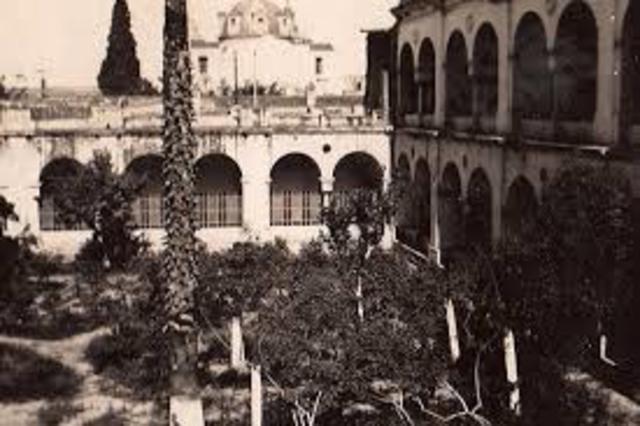 Universidad de Santiago de la Paz, La Española