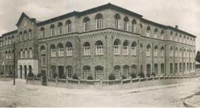 Universidad Santo Tomás, Santa Fe, Nuevo Reino de Granada