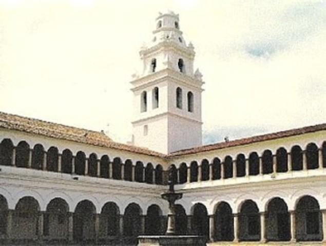 Universidad Mayor Real y Pontificia San Francisco Xavier de Chuquisaca