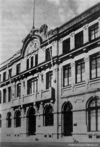 Universidad Pencopolitana de La Concepción