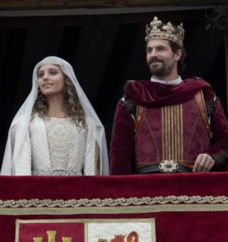 Matrimonio de los reyes catolicos