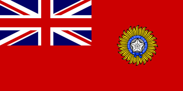 Beginning of the British Raj