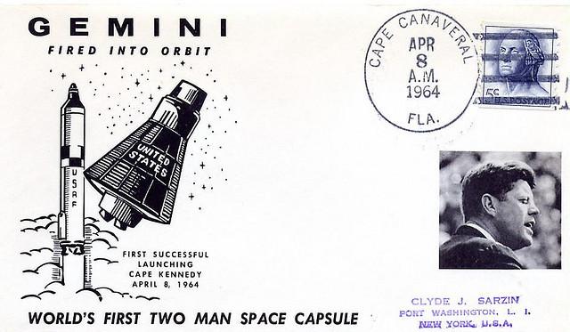 Gemini flight