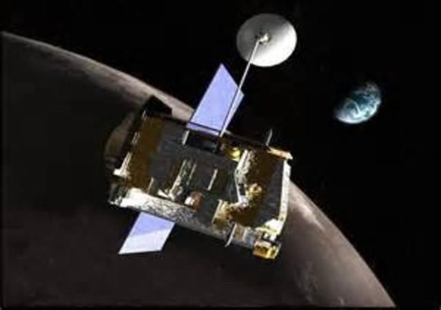 The start of the Lunar Orbiter 1966-1967 ,