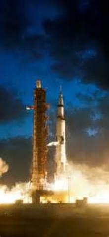 Apollo 4 - NASA proves man could safely reach the Moon.