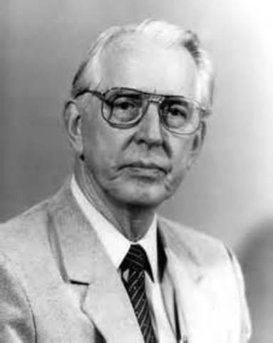 NASA administrator James C.Flecher