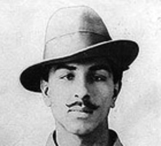 Birth of Bhagat Singh