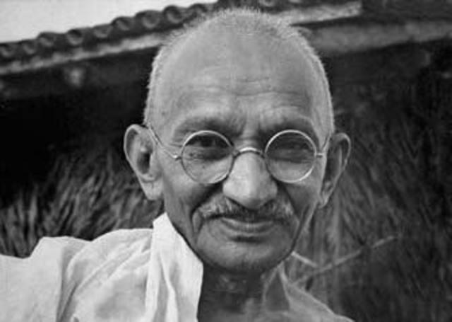 Birth of Gandhi