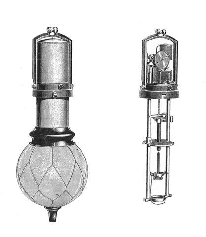 Arc Lamp (Electric Light)