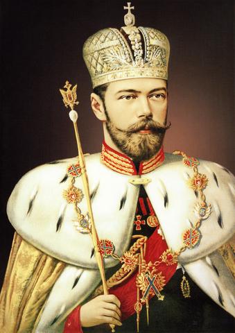 Nicholas II becomes czar