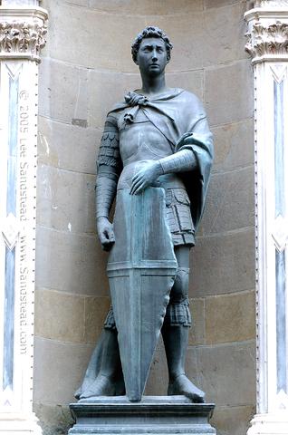Statue of Saint George
