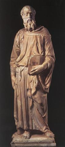 Statue of St. Mark