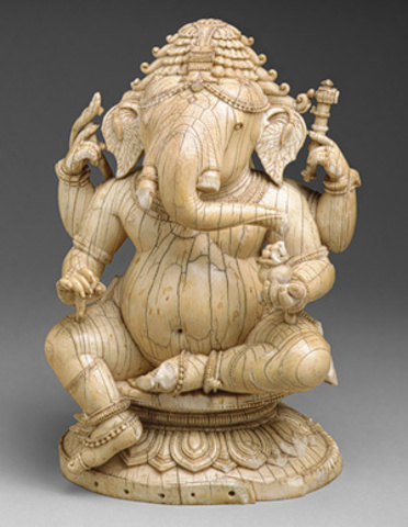 The Seated Ganesha
