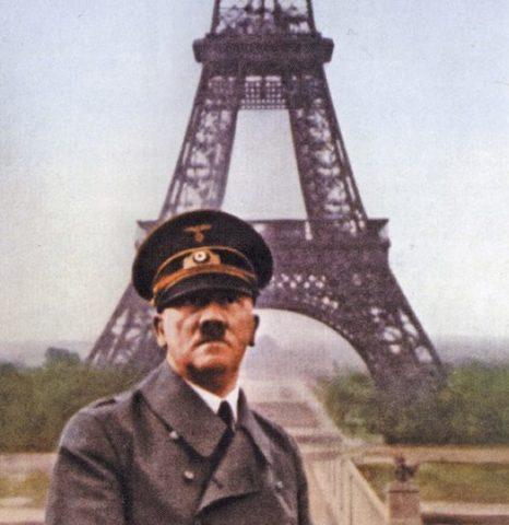 Tyksa Krigsmakten intar Frankrike