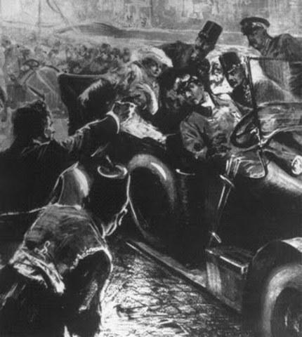 Assassination of ArchDuke Franiz Ferdinand