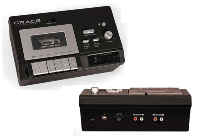 tape cassette player