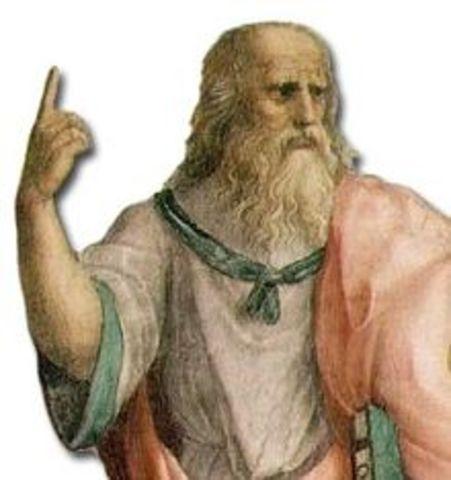 DUALISMO: PLATÓN  300 a. C