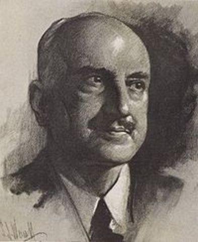 MECANICISMO: GEORGE SANTAYANA