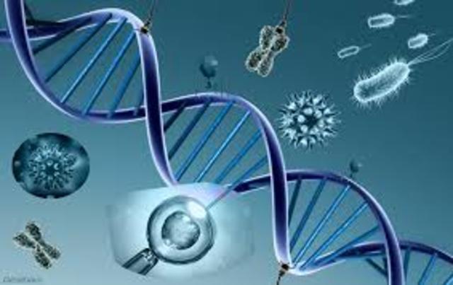 SURGIMIENTO DE LA GENETICA