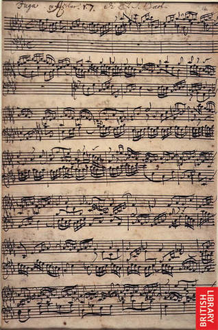 """Bach Composes """"The Well-Tempered Clavier"""""""