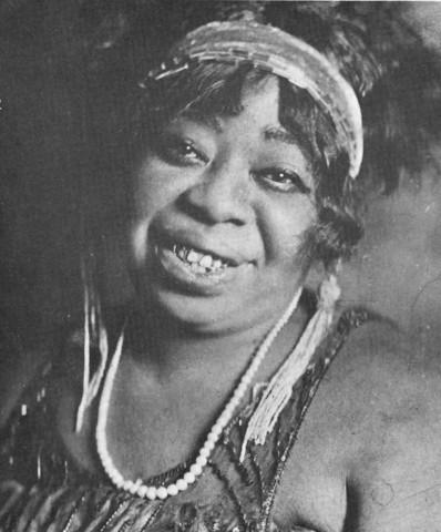 Bessie Smith and Ma Rainey