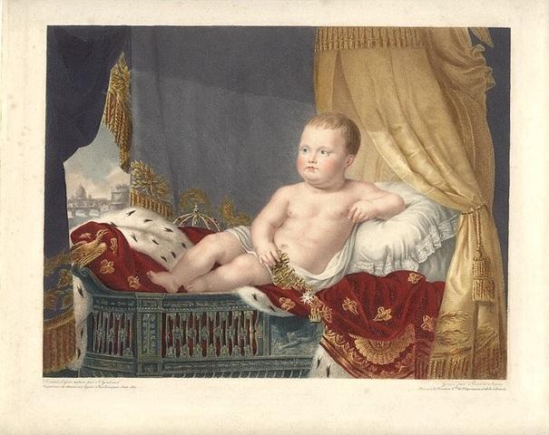 Napoleon is born