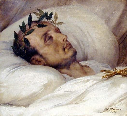 Napoleons dad dies