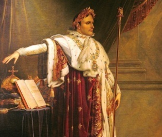 Napoleon is made first consul of France