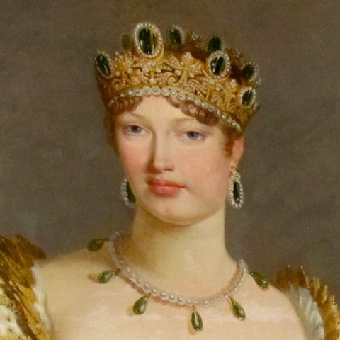 Napoleon is remarried to Marie Louise