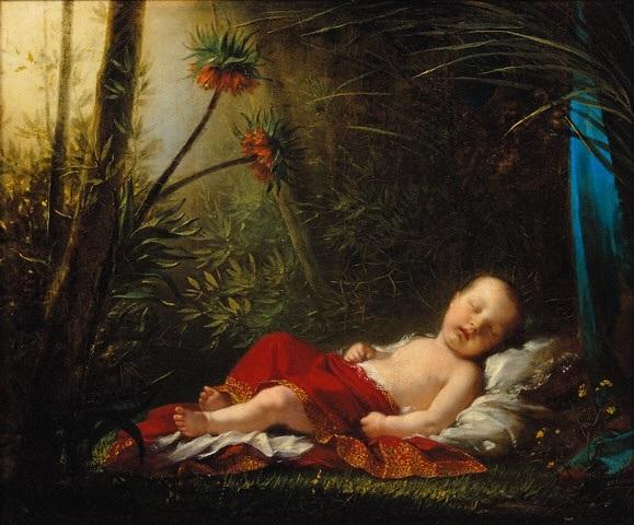 Napoleons son Napoleon II is born