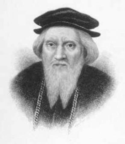John Cabot and the northwest passage