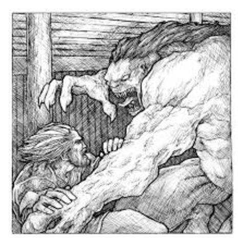 Major Work- Beowulf