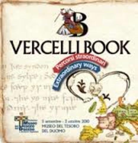 Major Work- Vercelli Book