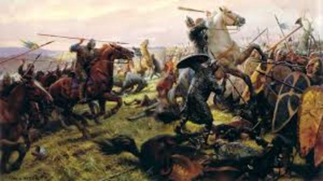 Major Event- Battle of Hastings